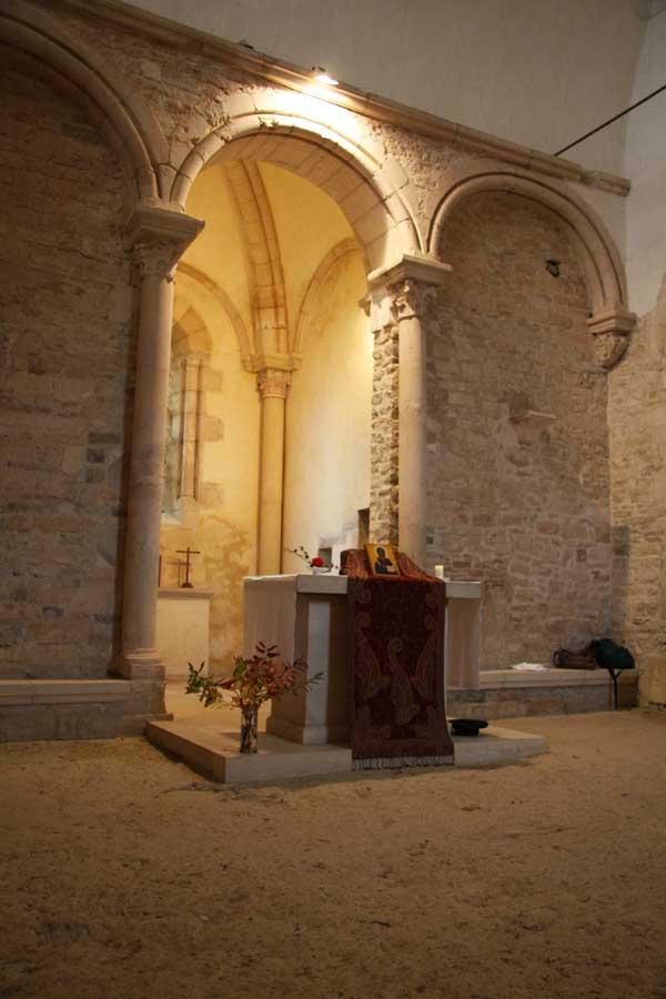 chapelle Cordelle