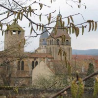 clochers de Cluny