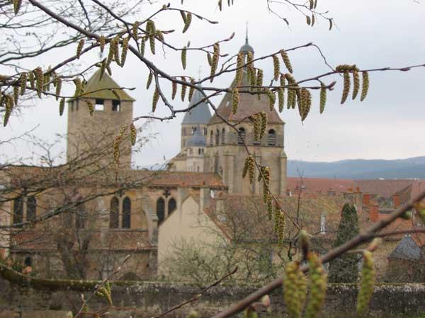clochers de Cluny